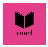 read-black-on-pink